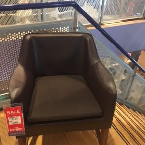 Giorgetti 62910 V Fauteuil als showroommodel met hoge korting-0